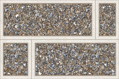 Wall Tiles Design - Digital Wall Tiles - 300X450 MM