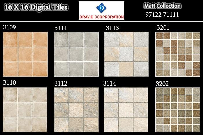 16x16 Digital Matt Collection-series-2