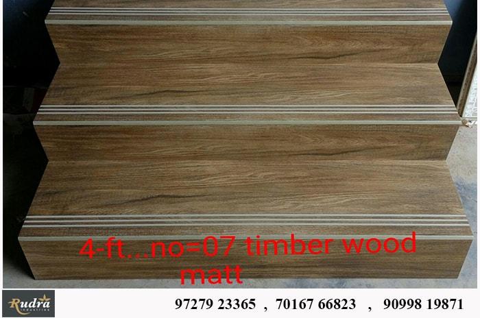Timber Wood Matt , 4-ft  no=07