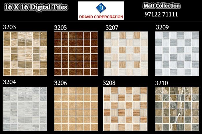 16x16 Digital Matt Collection-series-3